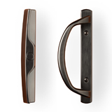 Sliding Door Lockset - Oil Rubbed Bronze