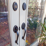 Oil Rubbed Bronze Lockset
